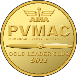 PVMAC Gold Leader Club Award