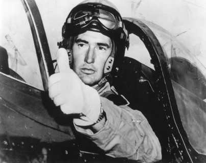 Ted Williams Thumbs Up